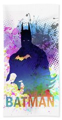 Batman  Hand Towel