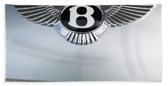 Bentley Emblem Bath Towel