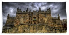 Bolsover Castle Bath Towel