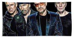 Bono U2 Collection Hand Towel