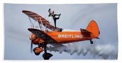 Breitling Wing Walker Bath Towel