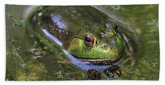 Bullfrog Stony Brook New York Bath Towel