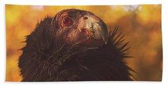 California Condor Bath Towel