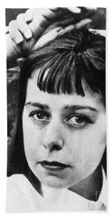 Carson Mccullers Hand Towel