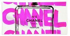 Chanel Chanel Chanel  Hand Towel