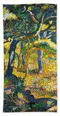 Clearing In Provence  Hand Towel