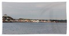 Coastline At Molle In Sweden Bath Towel