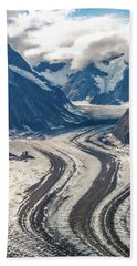 Denali National Park Hand Towel