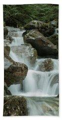 Falls Bath Towel by Rod Wiens