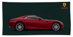 Ferrari 599 Gtb Hand Towel