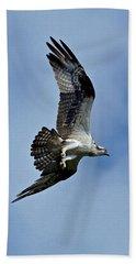Flying High Bath Towel by Carol Bradley