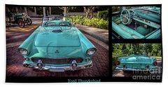 Ford Thunderbird Hand Towel