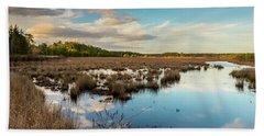 Franklin Parker Preserve Landscape Bath Towel