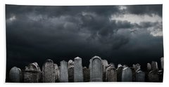 Graveyard Hand Towel