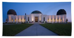 Griffith Observatory Hand Towel