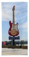 Hard Rock Cafe Hand Towel