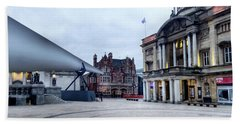 Hull Blade - City Of Culture 2017 Bath Towel