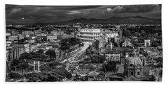 Il Colosseo Bath Towel