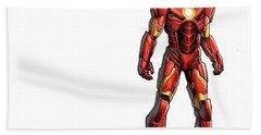 Iron Man Bath Towel