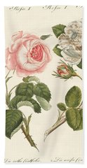 Kinds Of Roses Bath Towel