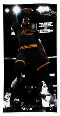 King James Hand Towel by Brian Reaves
