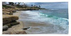 La Jolla Shores Hand Towel