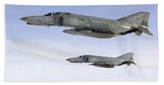 Luftwaffe F-4f Phantom II Hand Towel