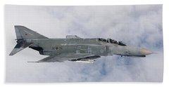 Lufwaffe F-4f Phantom Hand Towel