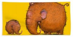 Mammothz Hand Towel