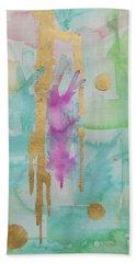 Mint Macaroon Hand Towel