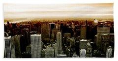 New York Bath Towel