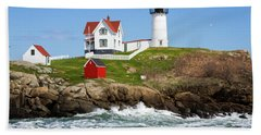 Nubble Light Bath Towel