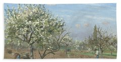 Orchard In Bloom Hand Towel
