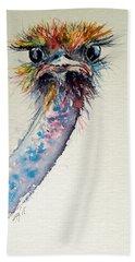 Ostrich Hand Towel