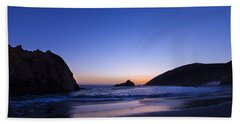 Pfeiffer Beach Bath Towel