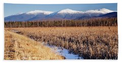 Pondicherry Wildlife Refuge - Jefferson New Hampshire Bath Towel