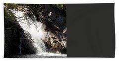 Poplar Stream Falls Bath Towel by Catherine Gagne