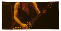 Randy Rhoads Bath Towel