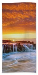 Serenity Hand Towel by James Roemmling