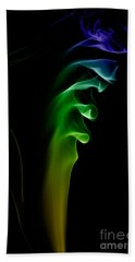 smoke XXVI Bath Towel