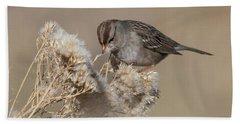 Sparrow Bath Towel