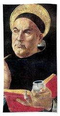 St. Thomas Aquinas Bath Towel