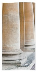 Stone Pillars Hand Towel