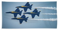 The Blue Angels Hand Towel