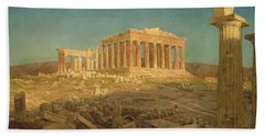 The Parthenon Hand Towel