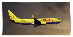 Tui Fly Boeing 737-8k5 Hand Towel