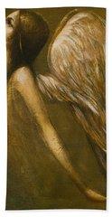 Uriel Guardian Angel Bath Towel