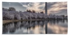 Washington Sunrise Bath Towel