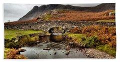 Wastwater Lake District Bath Towel