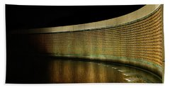 World War II Memorial - Stars Hand Towel